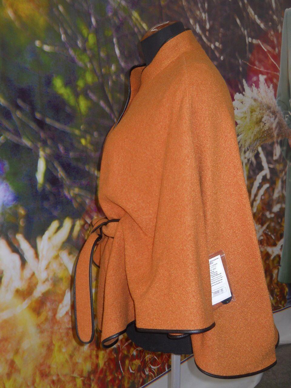 Пальто пончо: выбираем фасон и учимся шить своими руками 32
