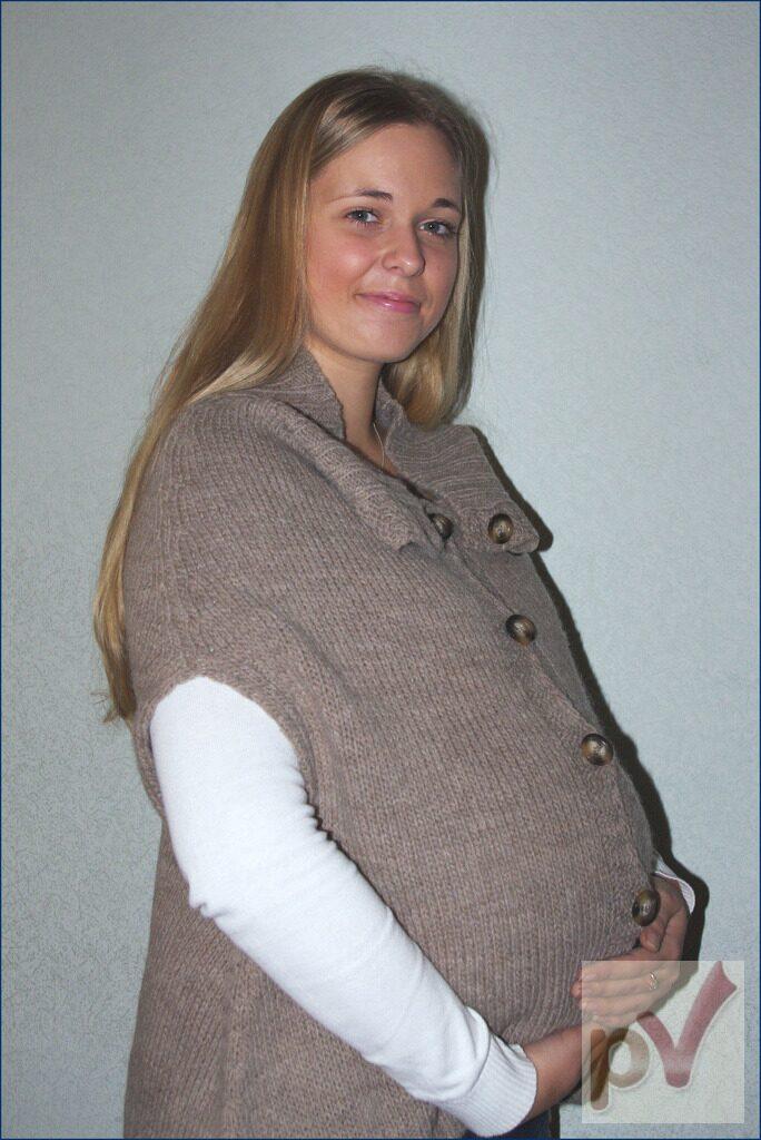 Жилет, удобный в беременность и после: для переноски детишек в кенгуряшках.  Руки можно в любой момент освободить или...
